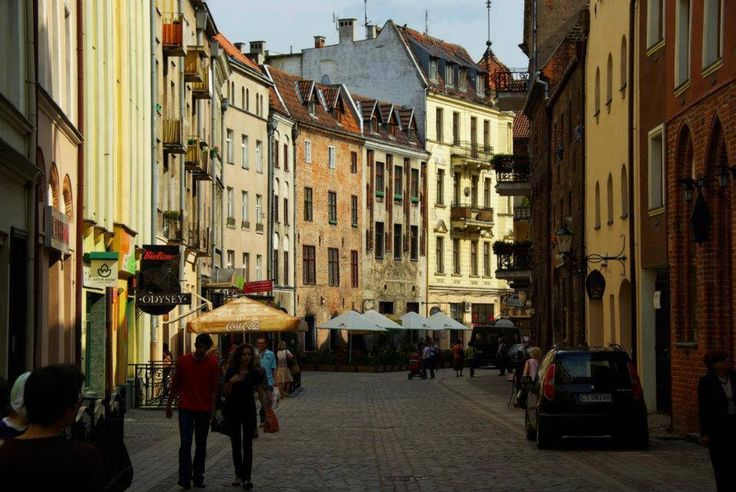 Torun - Toruń, Kuyavian-Pomeranian Voivodship, Poland