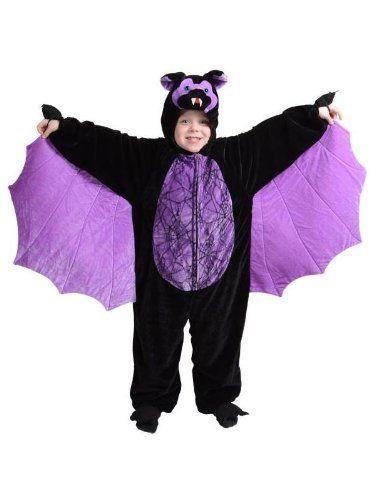 Child Scary Bat Fancy Dress Costume Halloween Vampire Kids Boys Girls Unisex (7-8 years): Amazon.co.uk: Toys & Games