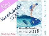 Wandkalender 2018 Kunstkalender ...