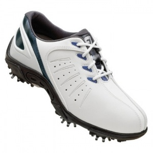Footjoy Golf Cleats Kids White Synthetic - ONLY $59.99