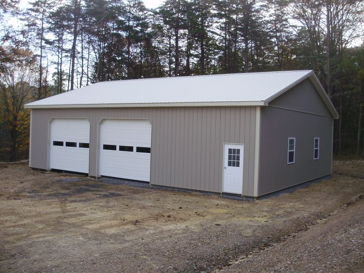 108 best two car garages images on pinterest car garage for 40x40 garage plans