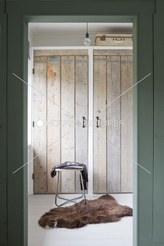 #maatwerkkast #steigerhout #deuren | House of Pictures