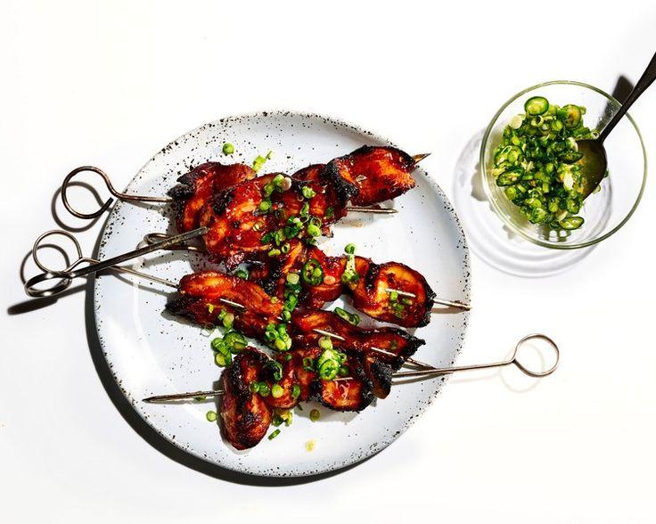 How to Grill Bacon - Bon Appétit   Bon Appetit