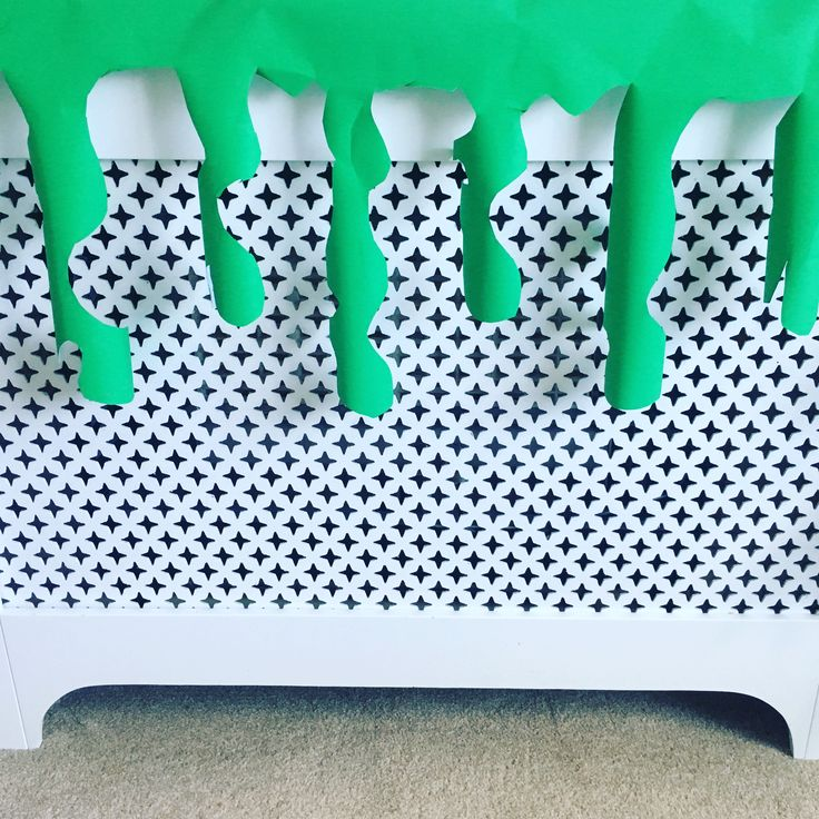 The 21 best ghost busters party images on pinterest ghost busters slimers slime made from green roll paper from asda solutioingenieria Gallery