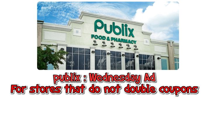 Publix Wednesday Ad Coupon Matchups No doubles : 2/8/17 - https://couponsdowork.com/2017/publix-coupon-matchups/publix-wednesday-ad-coupon-matchups-no-doubles-2817/