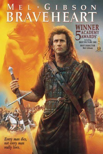 """Braveheart (1995) Well...it has taken me until 2013 to finally watch this movie and after watching it I'm thinking """"what took me so long?""""  Wonderful movie!  At least now friends and family can stop looking at me as if I had two heads when I say I haven't seen it..."""