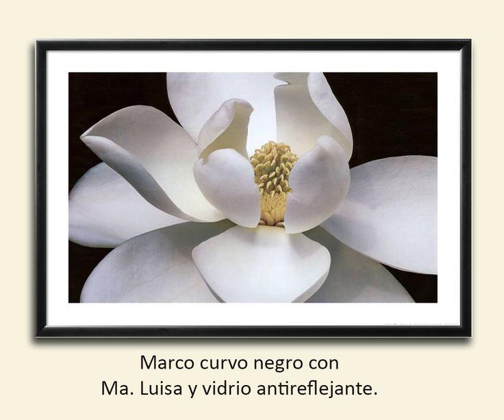 Mejores 12 imágenes de Marcos Madera en Pinterest | Madera, Marcos y ...