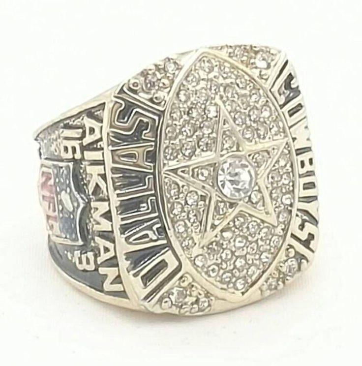 1992 Super Bowl Dallas Cowboy championship ring  #sale #love #newstuff #promotion #free #follow