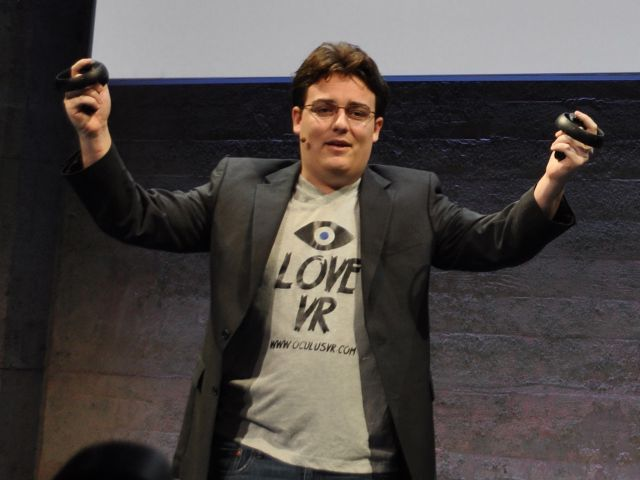 Oculus Rift Inventor Palmer Luckey: Virtual Reality Will Make Distance Irrelevant (Q&A)