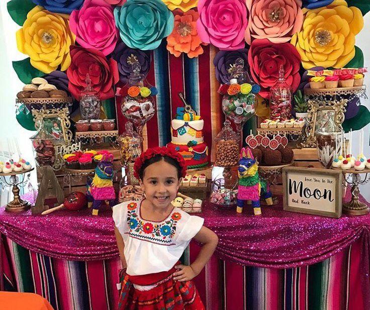 Party frida kahlo