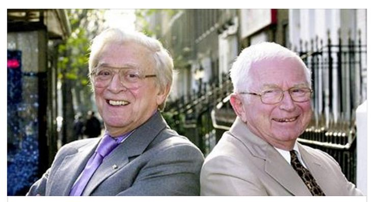 The Late Jimmy Perry & David Croft R.I.P.