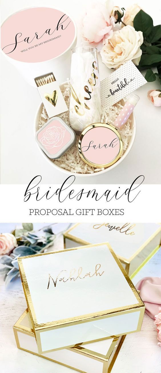 Weddingfavors Org Bridesmaid And Will You Be My Ideas