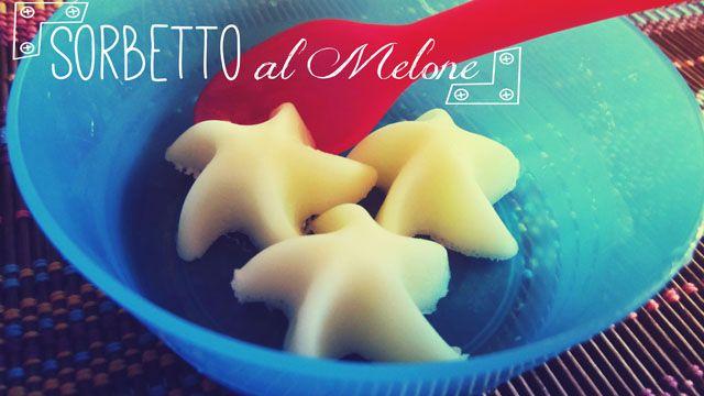Ghiaccioli al Melone e Yogurt e...Il nostro Primo Libro Elettronico!
