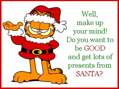 Funny Garfield Christmas Gif Pictures, Photos, and Images for ...