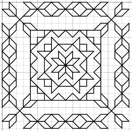 imaginesque free blackwork embroidery patterns. Love her blog and she covers AAL my favourite crafts!!
