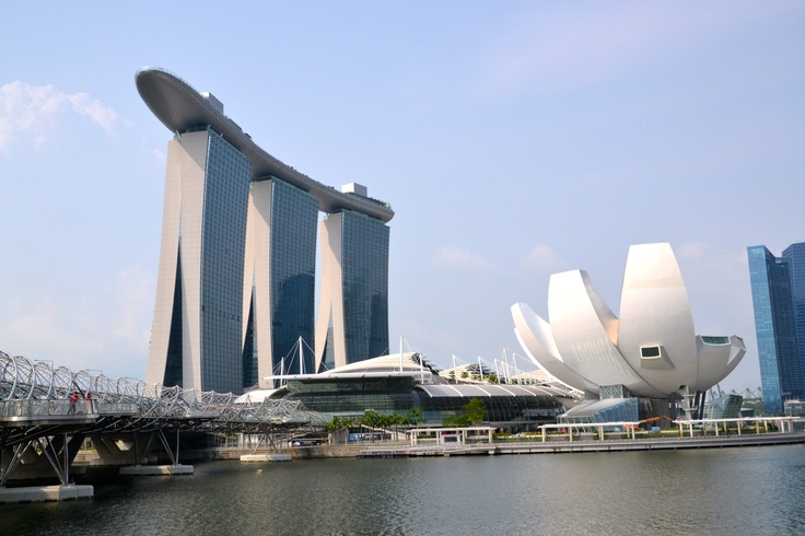 Marina Bay Sands - SIngapore - Travel Habit