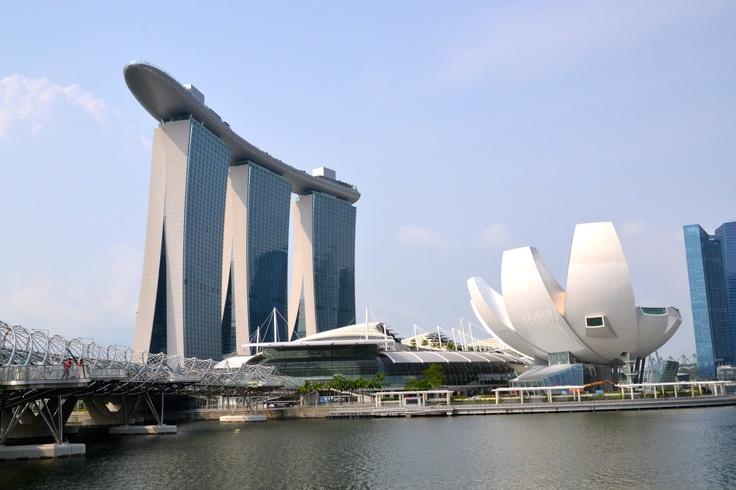 Marina Bay Sands - SIngapore - Travel Habit