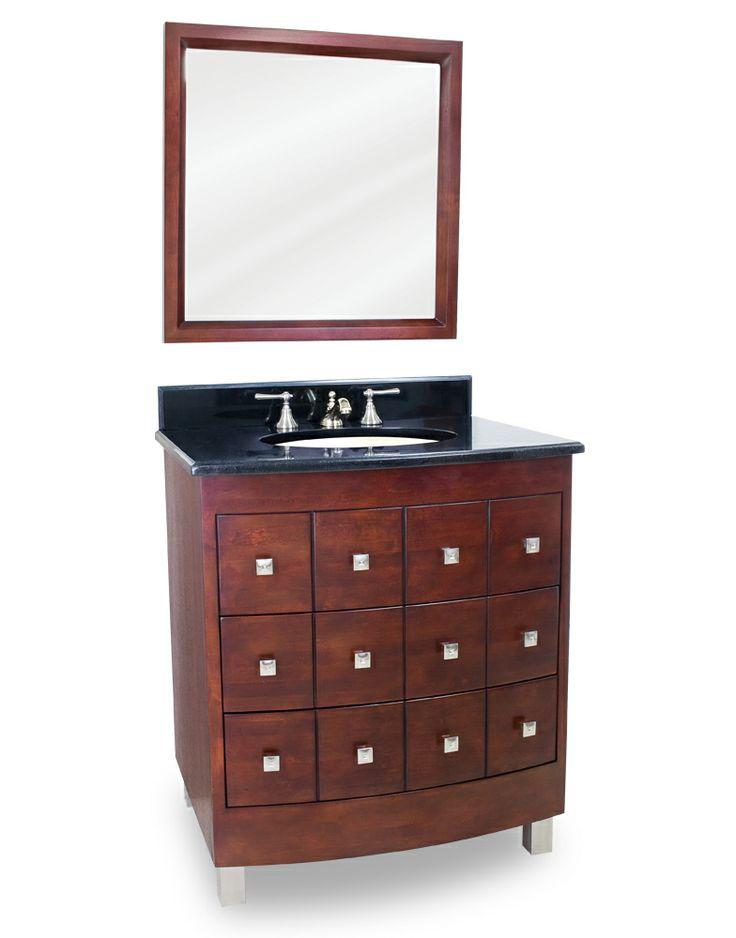 Web Photo Gallery Single Bathroom Vanity Peak style and function bine