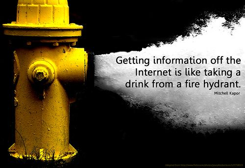 information hydrant by Will Lion, via Flickr