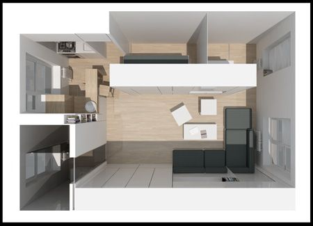 16 best micro apartment images on pinterest micro apartment tiny