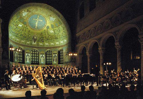 Ravenna Festival - Concerto in Sant'Apollinare in Classe