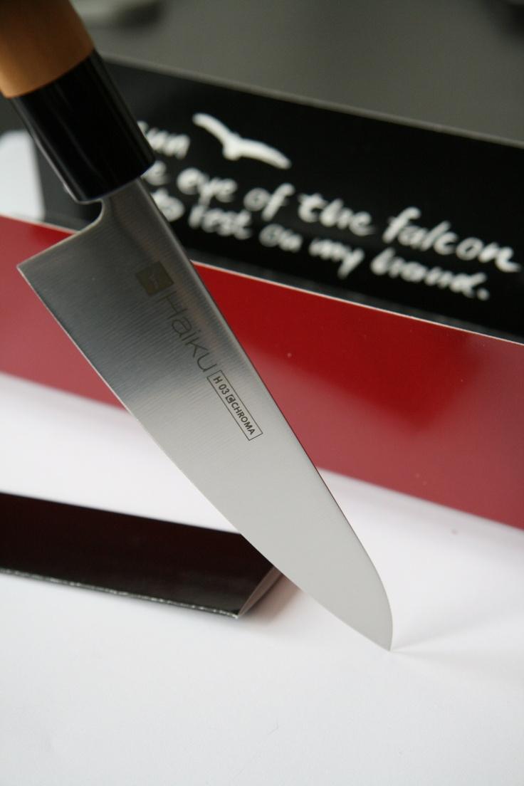 CHROMA HAIKU Knives