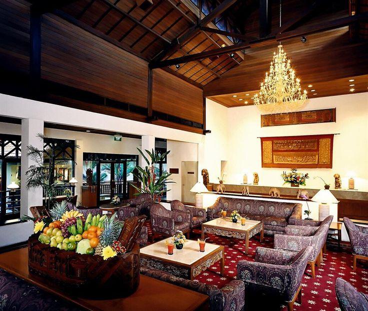 Sheraton Lampung Hotel—Lobby