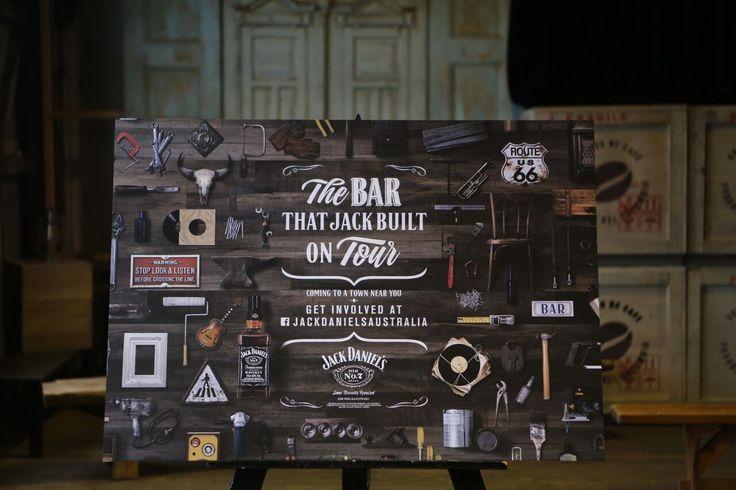 The Bar That Jack Built - Jack Daniel's Birthday Celebrations