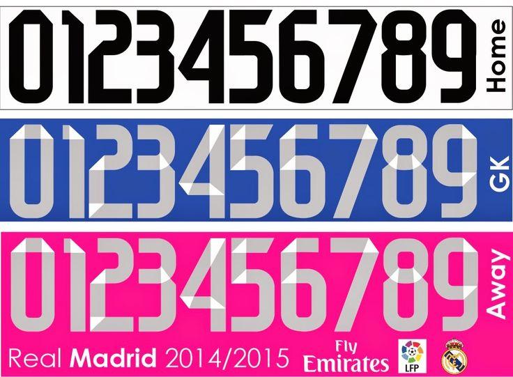 Diseños, Vectores y Templates para Camisetas de Futbol: REAL MADRID 2014 / 2015   DESCARGA GRATIS