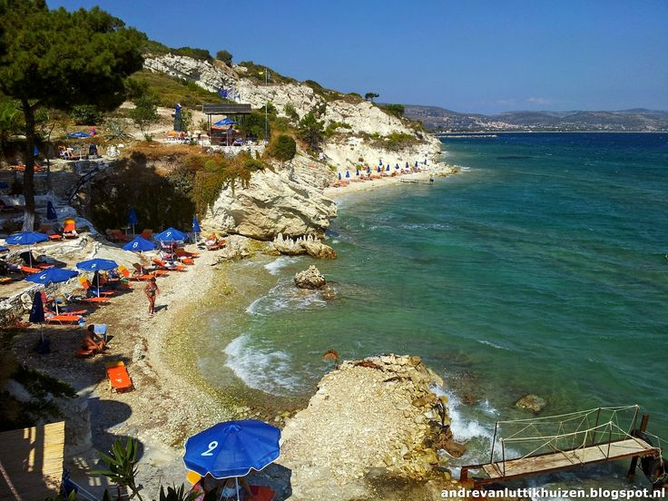 Papa Beach Ireon - Samos