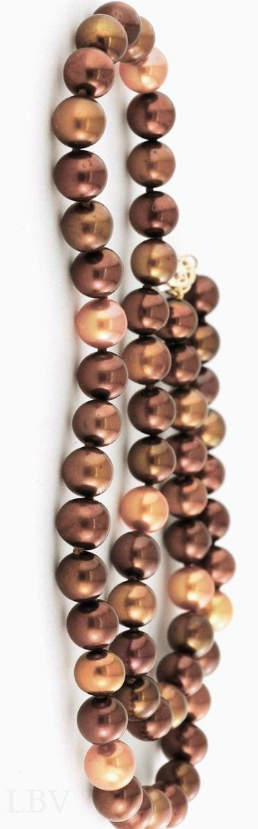 Enhanced Chocolate Pearls  | LBV ♥✤
