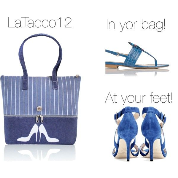 """""""LaTacco12 - Sailor Blue"""" by pablobaldini on Polyvore"""