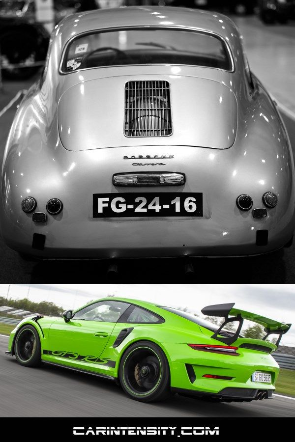 Porsche Old And New Watch High Performance Sports Car Supercar And Hypercar Videos At Car Intensity Check Out Diecast Model C Super Cars Sports Car Porsche
