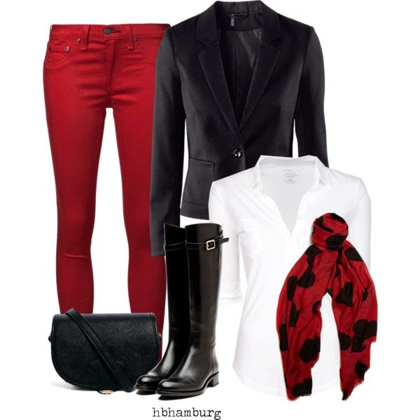 No. 385 - Red Heart, created by hbhamburg on Polyvore