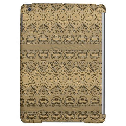 Modern art iPad air covers