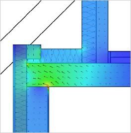 Psi Therm -  Affordable 2 and 3D thermal bridge software.