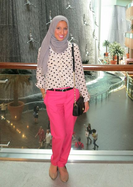 HH Style Guide: Melanie's 6 Summer to Fall Outfits - Haute Hijab