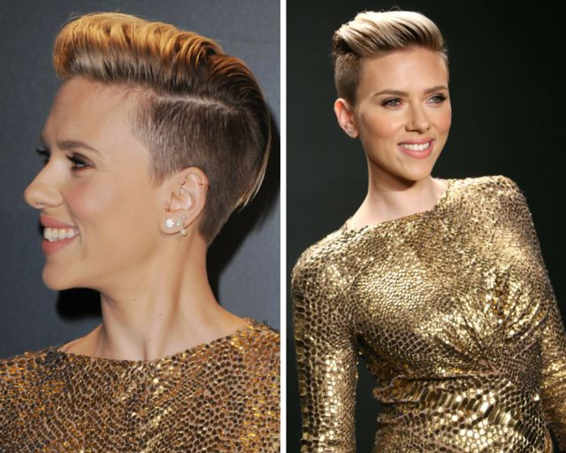 Prom Hair: The Year's 10 Hottest Trends for 2015: Prom Hairstyle Trend No. 5: Short Hair for Prom