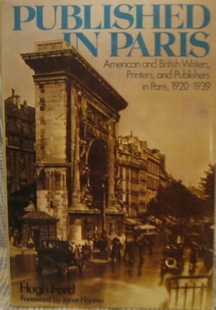 the lost generation expatriates in paris Hemingway's paris ~ part 1: the which brought hemingway and other expatriate writers to paris post-world war i lost generation, many of whom suffer.