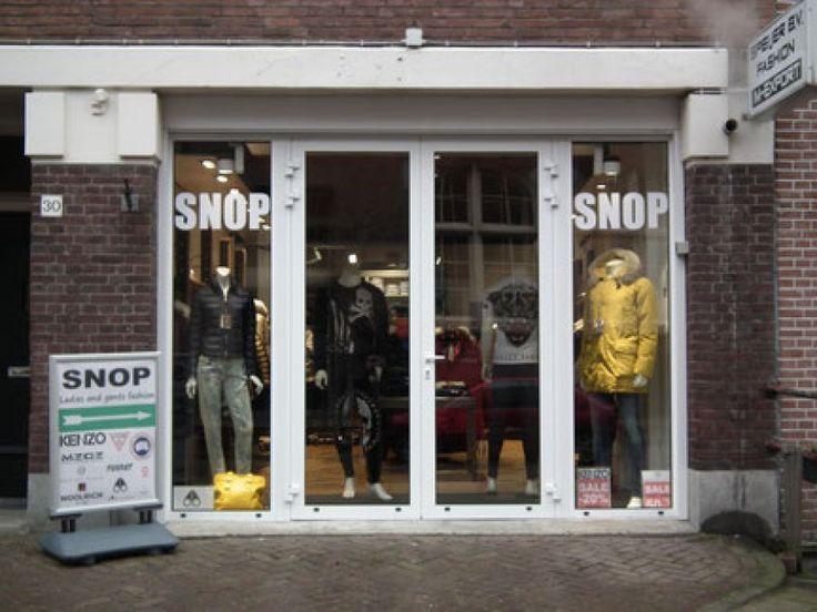 SNOP FASHION merk kleding outlet -- Amsterdam