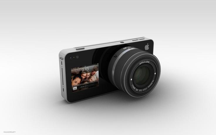 Whaaaaaaaaaaaat????: Iphone 5S, Icam Concept, Apples Icam, Camera Design, Apples Products, Design Antonio, Iphone Camera, Digital Photography, Digital Camera