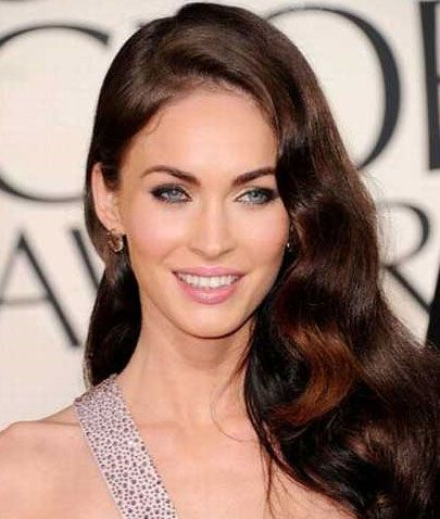 wavy long hair styles 25 best ideas about megan fox on megan 3110 | 3110b197995060299d95e37492f7e434 megan fox hairstyles side hairstyles