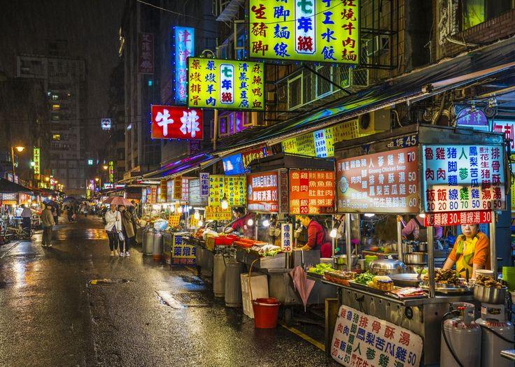 台湾旅行でハズせない!絶対行っておきたいおすすめ「夜市」5選   RETRIP