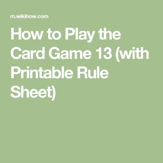 how to play drinking games with cards