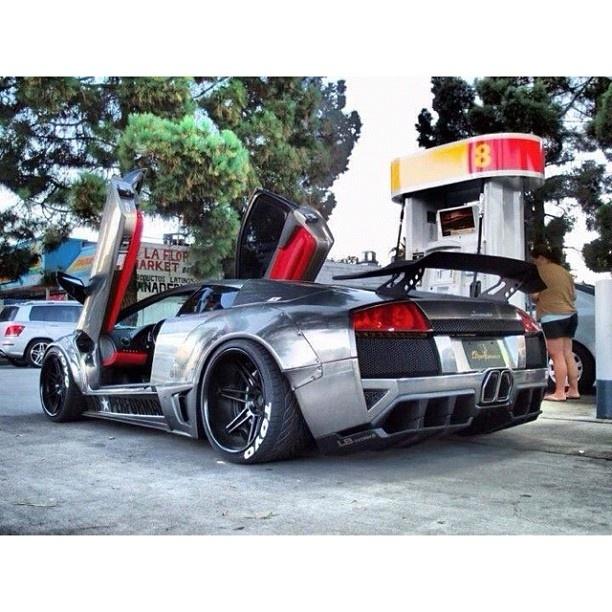 Lamborghini Murcielago Stancenation Taken By