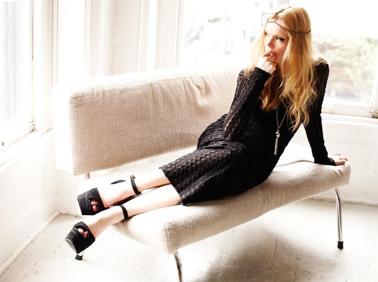 ASTONISHWorld presents emerging luxury women's line YDE #fashion #Copenhagen #CPFW