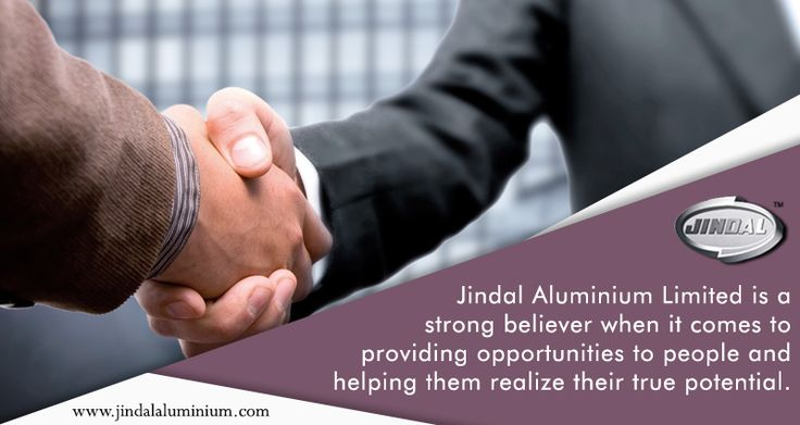 The expert in anything and everything was once a beginner! Jindal Aluminium Limited is a strong believer when it comes to providing opportunities to people and helping them realize their true potential. If a positive work place and challenging problems is what you enjoy, then JAL is just the right place for you. #JindalAluminiumLimited #CareerOpportunities