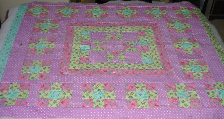 Nakita's quilt