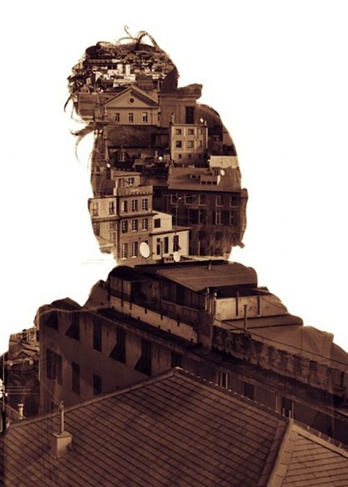 Multiple Exposure Photography by Simone Primo