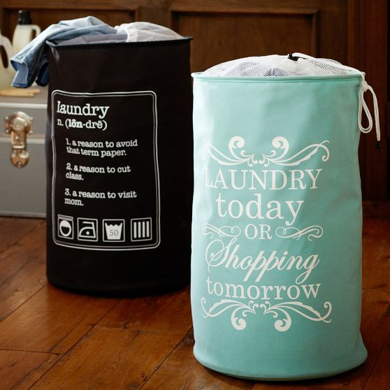 High Quality Duffle Hamper, Laundry Today Or Shopping Tomorrow, Laundry Bags Part 8